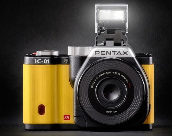 MARC NEWSON'S PENTAX K-01