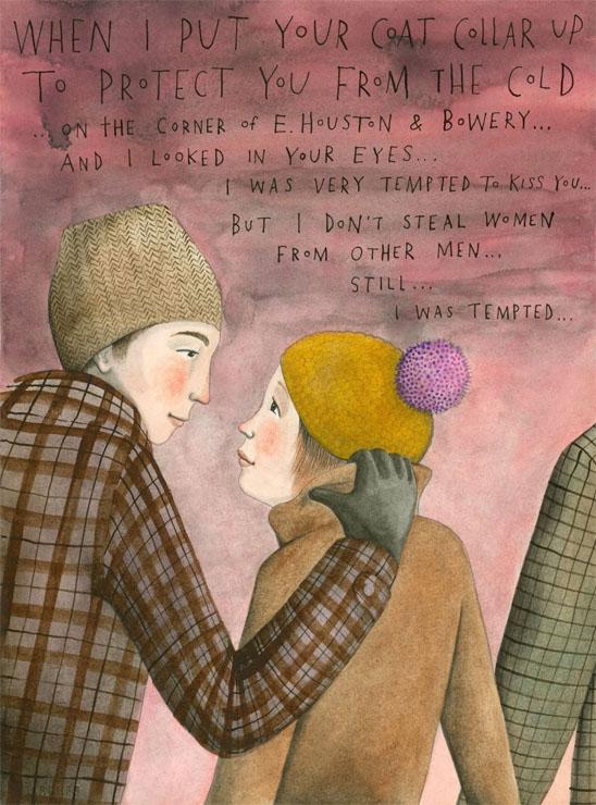 Cool illustrator…Sophie Blackall