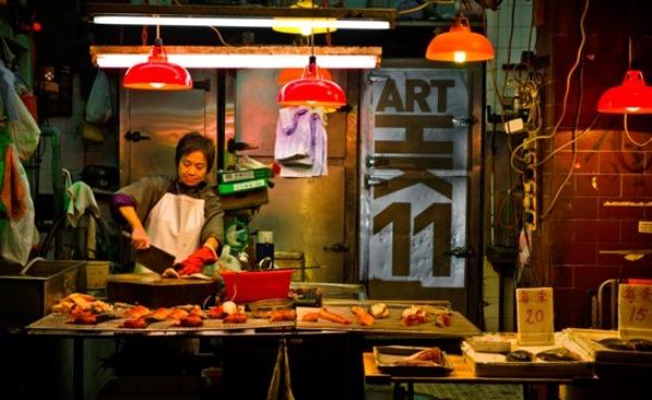 HK Art Fair 2011