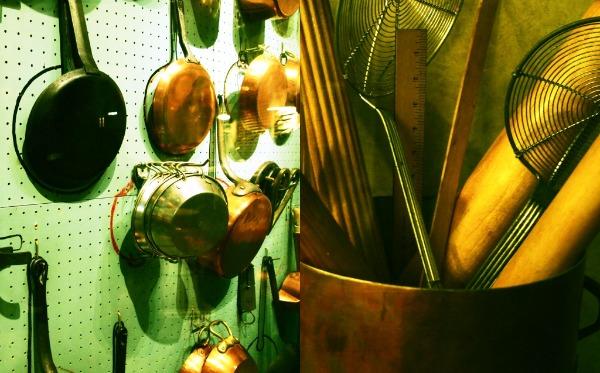 Cool…Julia Child's kitchen