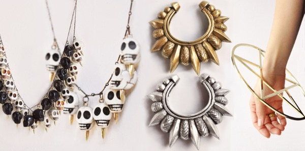 Eclectic cool for Pamela love jewelry designer