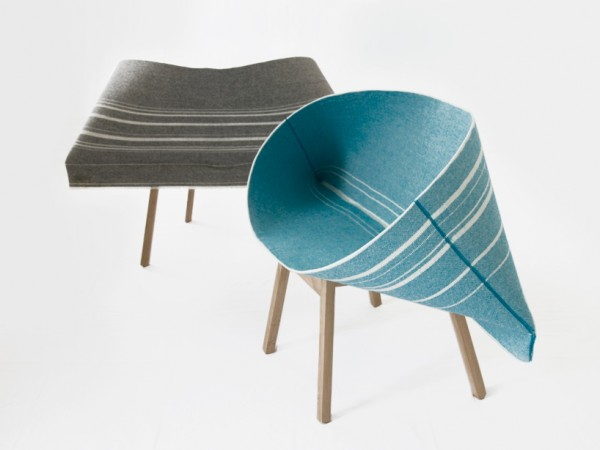 Cool… raw edges @ salone del mobile 2012