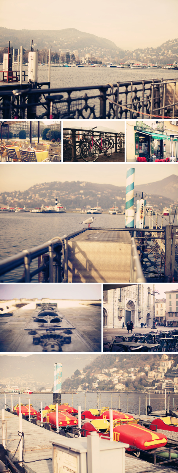 COMO IN WINTER