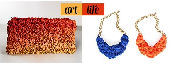 orly genger: art v life