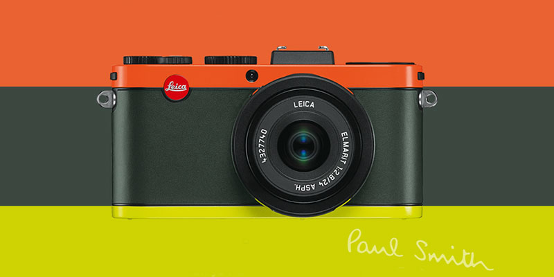 Cool…Paul Smith for Leica