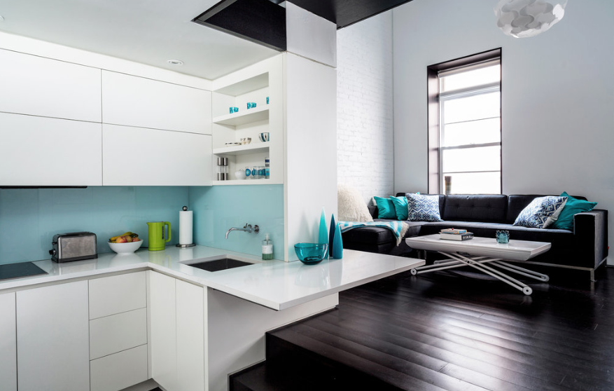 Cool…apartment redesign