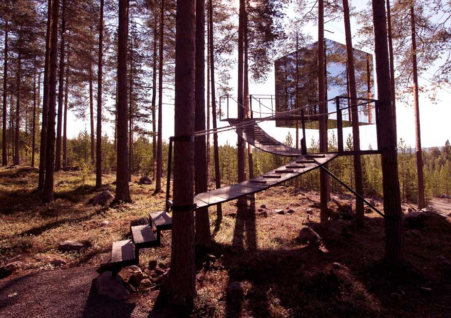 Cool…treehotel