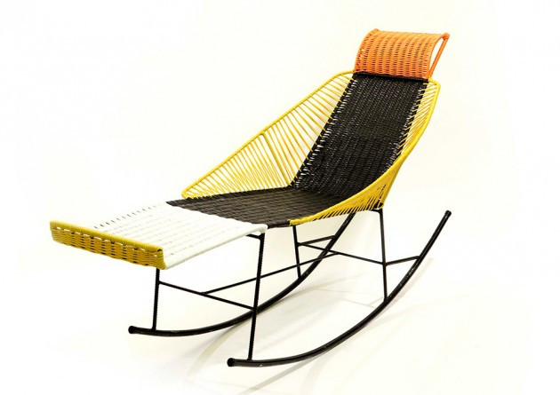 Cool…100 chairs by Marni