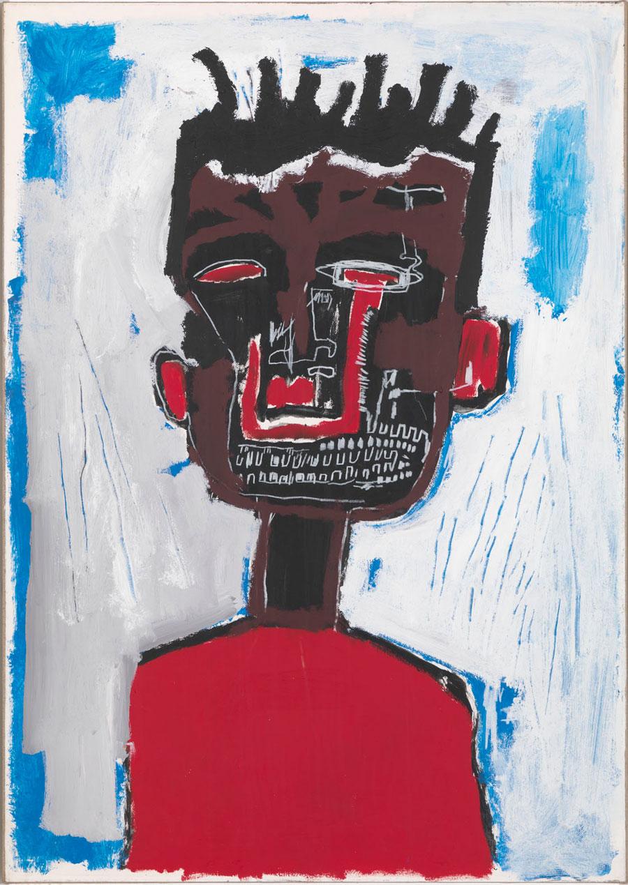 Basquiat @Gagosian HK