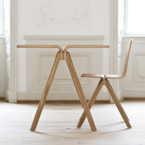 Cool…Copenhague Collection by the Bouroullec  brothers