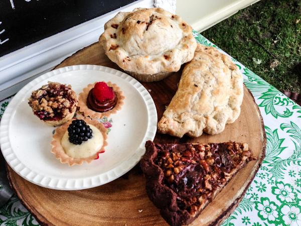 Food…Portland style