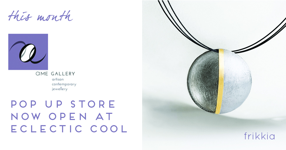 Cool…pop up by AME gallery