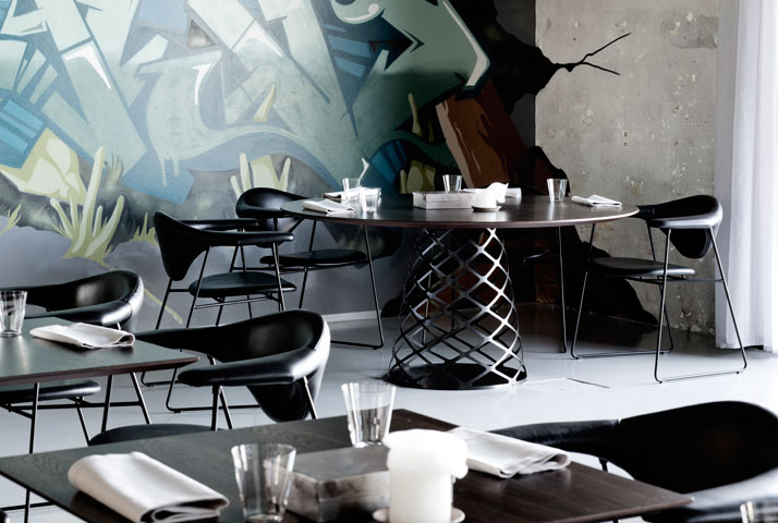 Cool…Amass Restaurant Copenhagen