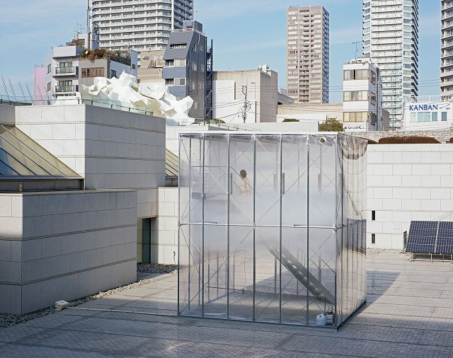 Cool…cloudscapes by Tetsuo Kondo Architects