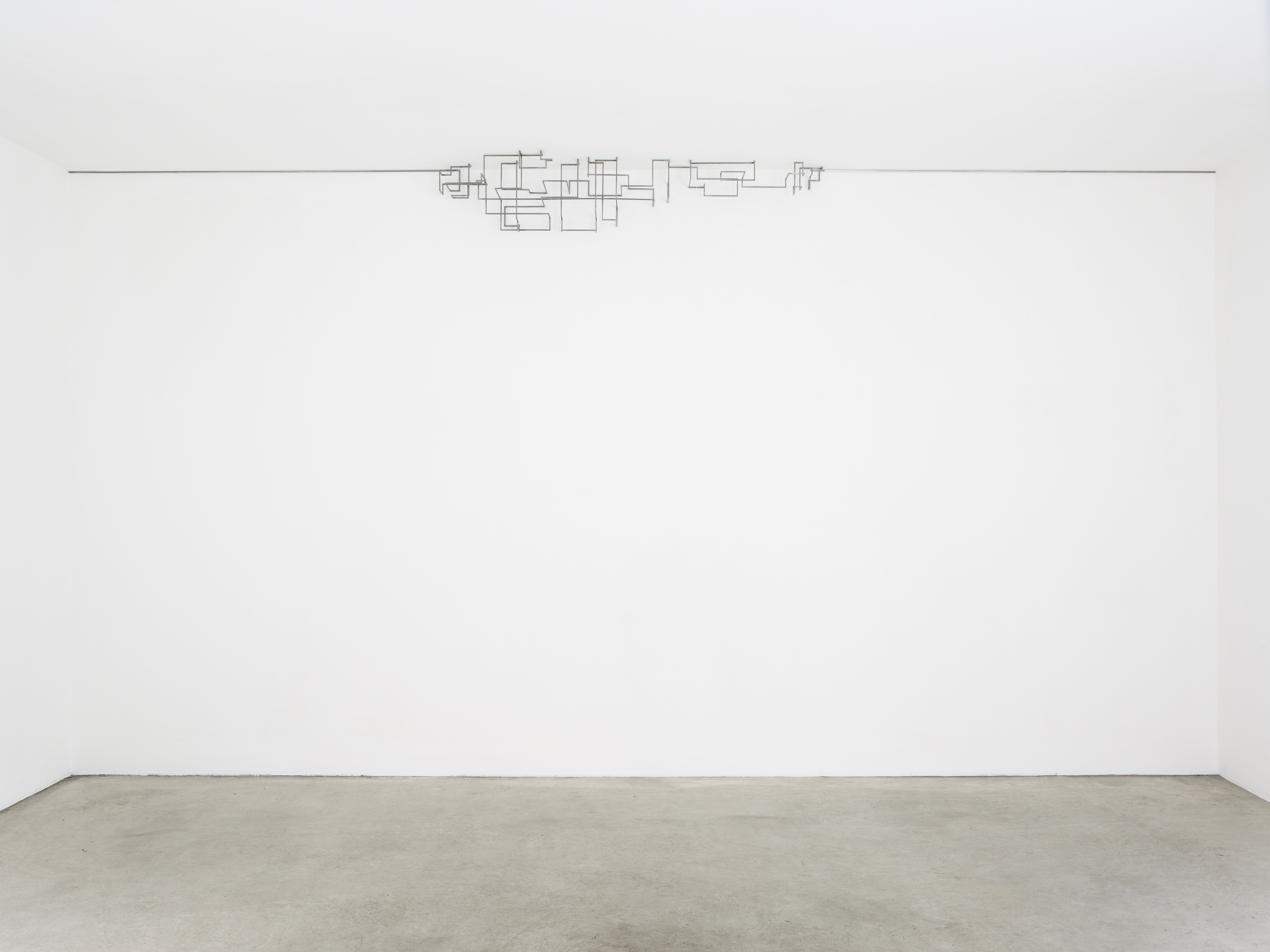 Cool…gormley at the white cube gallery