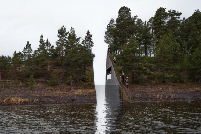 norway's incredible memorial