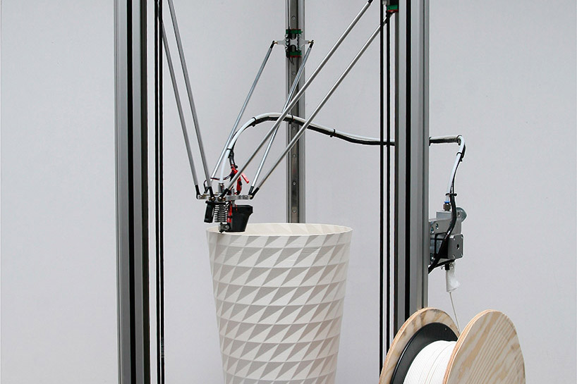 Cool…3D printing, CNC and other innovations in design
