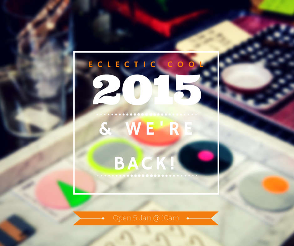 2015 & ahead